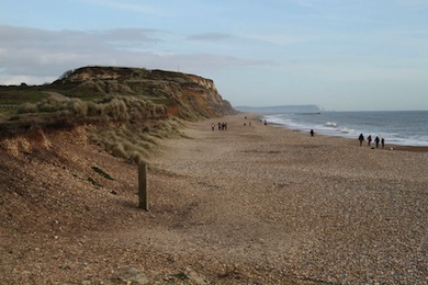 Hengistbury Head and Beach
