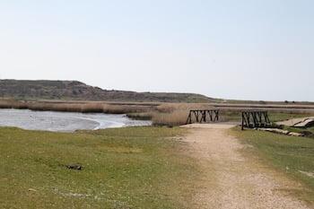 Stanpit Marsh Footpath