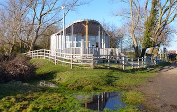 Stanpit Marsh Information Centre