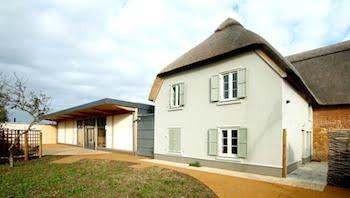 Hengistbury Head visitor centre Drew Construction Group